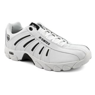 K Swiss Men's 'ST330' Leather Athletic Shoe