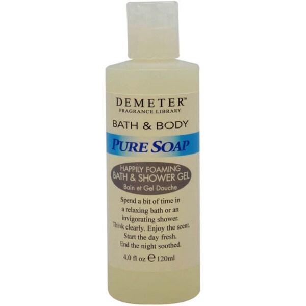 Demeter Women's 'Pure Soap' 4-ounce Bath and Shower Gel