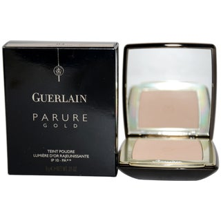 Guerlain Parure Gold 04 Beige Moyen Radiance Powder Foundation