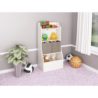 Ameriwood Bookcase with Toy Chest