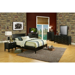 American Lifestyle Vista 4-piece Sleigh Bedroom Set
