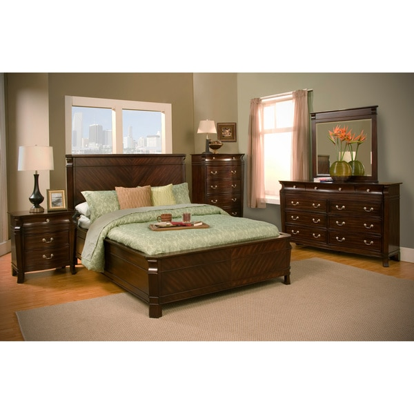 windsor 4 piece bedroom set 15559667 shopping big
