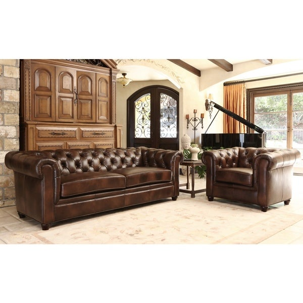 all italian leather sofa armchair set living room furniture luxury