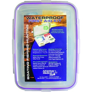 Marine 100 Waterproof First Aid Kit