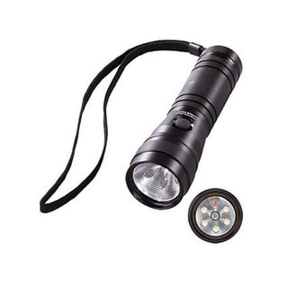 Task-Light Twin Task LED Flashlight w/Laser