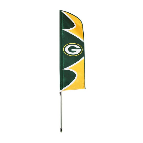 Green Bay Packers Flag/ Pole