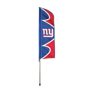 New York Giants Flag/ Pole