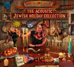 Mama Doni Band - Mama Doni Band: The Acoustic Jewish Holiday Collection