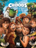 The Croods: Piano Solo: Music from the Motion Picture Soundtrack (Paperback)
