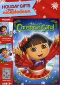 Dora The Explorer: Dora's Christmas Carol Adventure (DVD)