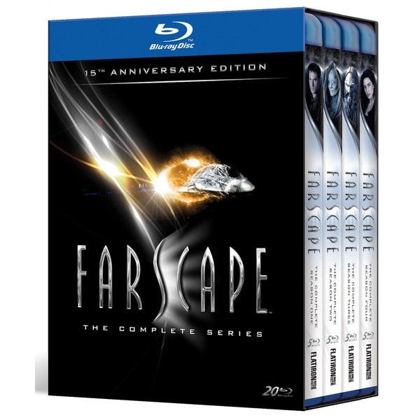 Farscape: The Complete Series (15th Anniversary Edition) (Blu-ray Disc)