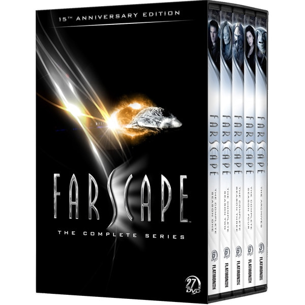 Farscape: The Complete Series (15th Anniversary Edition) (DVD) 11517155