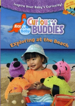 Nick Jr. Baby Curious Buddies: Exploring at The Beach (DVD)