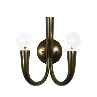Varaluz Don Taper 2-light Statue Garden Sconce