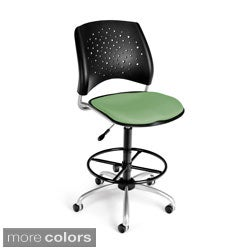 OFM Stars Series Drafting Chairs
