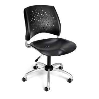 Star Series Plastic Task Chair