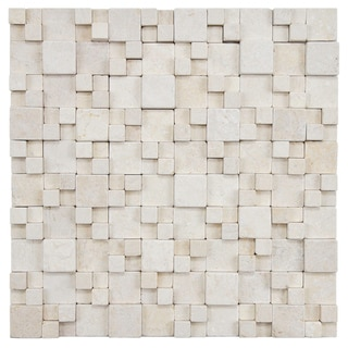 SomerTileGriselda Gaodi Kimpi Natural Stone Mosaic Tile (Pack of 10)