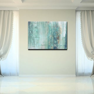 Alexis Bueno 'Abstract Spa' Canvas Wall Art