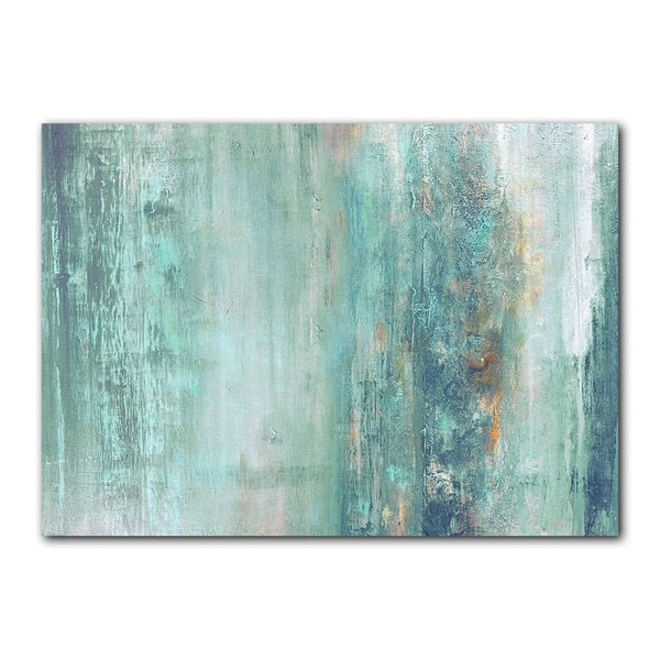 Ready2HangArt 'Abstract Spa' Gallery-wrapped Canvas
