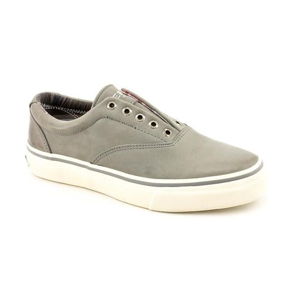 sperry top sider s striper ll cvo leather athletic