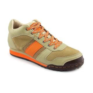 Jhung Yuro Men's 'Hiker Mid' Leather Casual Shoes