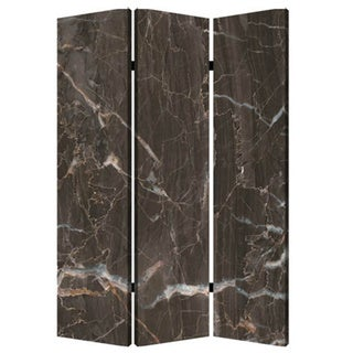 Black and Grey Marble Screen