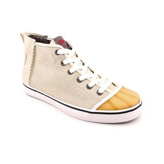 Sorel Women's 'Sentry Mid Lea' Regular Suede Athletic Shoe (Size  8.5 )