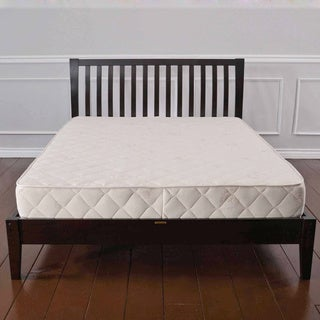 Versailles All Natural Organic Latex 9-inch King-size Mattress