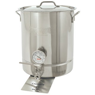 Bayou Classic Stainless Steel 16-gallon 4-piece Brew Kettle