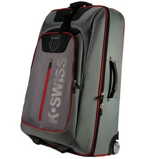 K-Swiss Tech Sport 29-inch Rolling Upright Suitcase