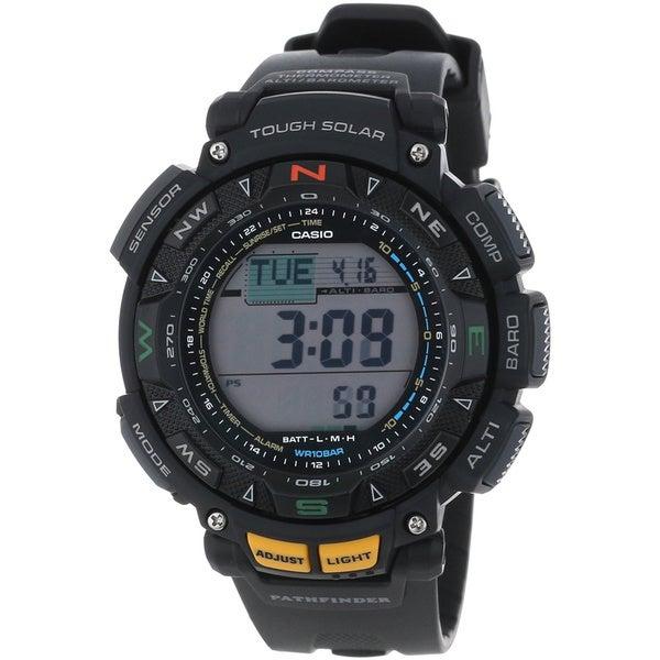 Casio Men's 'Pathfinder Triple Sensor' Multi-Function Sport Watch