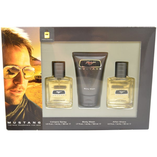 Estee Lauder 'Mustang' Men's 3-piece Gift Set