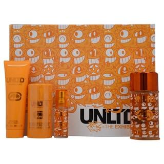 Marc Ecko UNLTD The Exhibit Men's 4-piece Fragrance Gift Set