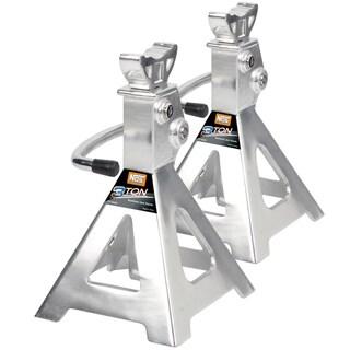 3 Ton Aluminum Jack Stand Ratchet Style (Pair)