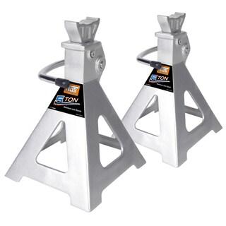 5 Ton Aluminum Jack Stand Ratchet Style (Pair)