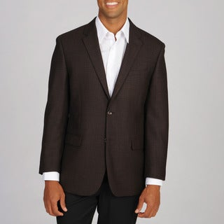 Prontomoda Elite Men's Rich Wool Blazer