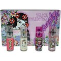 Ed Hardy Deluxe Collection Women's 4-piece Mini Gift Set