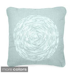 Veratex 'Synergy' Circle Print Throw Pillow