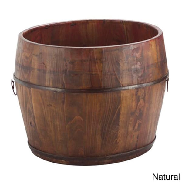 Round Household Decorative Bucket