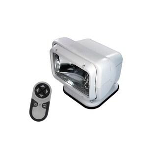 Go Light Permanent or Portable Mounting Radio Ray White