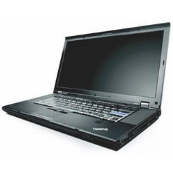 "Lenovo ThinkPad W510 1.6GHz 4GB 128GB Win 7 15.5"" Laptop (Refurbished)"
