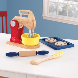 KidKraft New Primary Baking Set