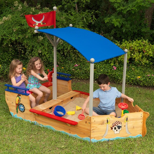 KidKraft Pirate Sandboat 11520847