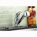 Chrome Pullout Kitchen Faucet
