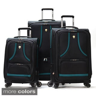Olympia 'Yuma' 3-piece Spinner Luggage Set