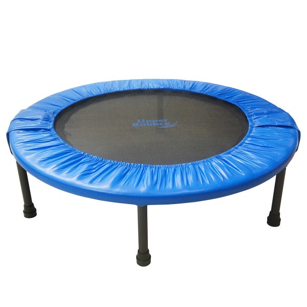 Upper Bounce 40 Inch Mini Foldable Rebounder Fitness