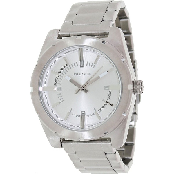 Diesel DZ5346 'Company' Stainless Steel Watch