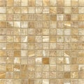 Sweet Honey Onyx Mosaic Polished Tiles (Box of 10 Sheets)