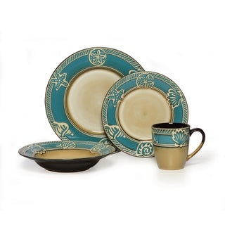 Pfaltzgraff Everyday Montego 16-piece Dinnerware Set