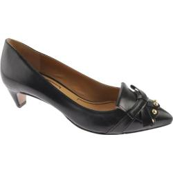 Women's Nine West Freesoul Black Leather
